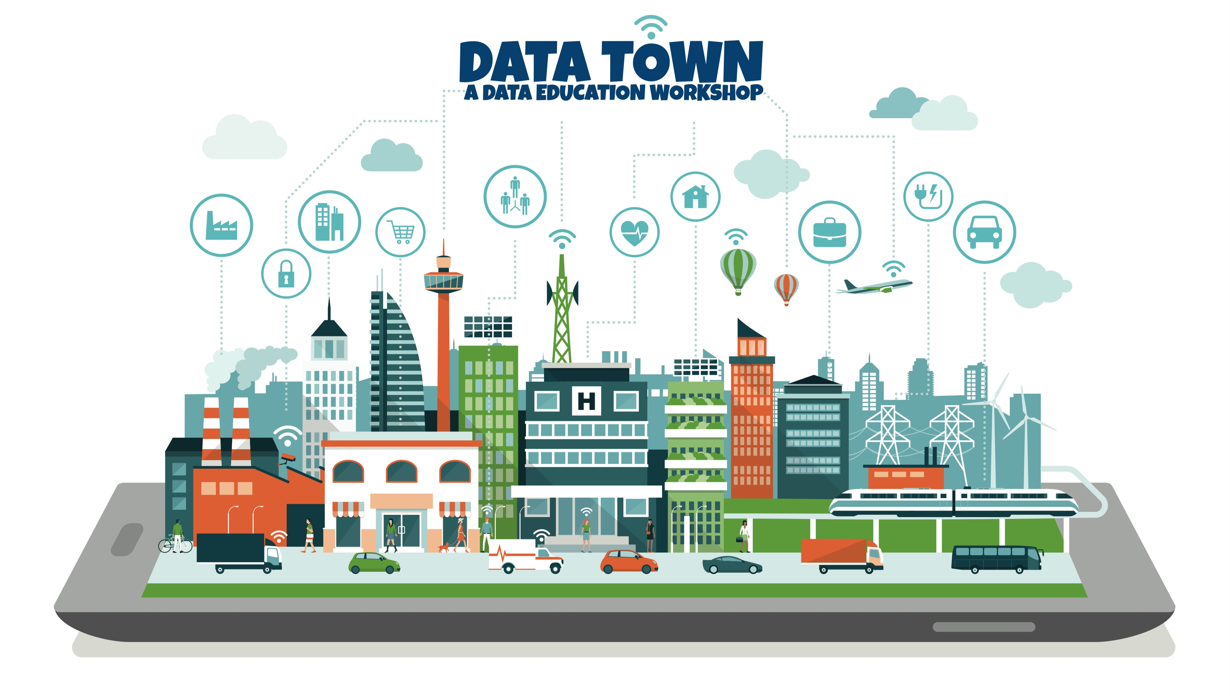 Data Town image