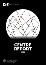 Centre report cover image
